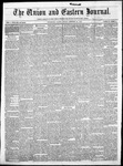 The Union and Eastern Journal: Vol. 12-, No. 43 October 24,1856