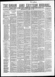 The Union and Eastern Journal: Vol. 14, No. 18 April 30,1858