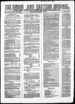 The Union and Eastern Journal: Vol. 14, No. 22 May 28,1858