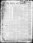 The Union and Journal: Vol. 17, No. 1 - December 28,1860