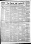 The Union and Journal: Vol. 18, No. 41 - October 03,1862