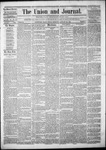 The Union and Journal: Vol. 19, No. 5 - January 23,1863