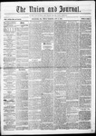 The Union and Journal: Vol. 19, No. 42 - October 09,1863