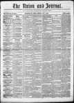 The Union and Journal: Vol. 19, No. 46 - November 06,1863