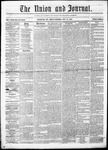 The Union and Journal: Vol. 19, No. 49 - November 27,1863