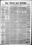 The Union and Journal: Vol. 20, No. 9 - February 26,1864