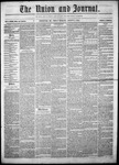 The Union and Journal: Vol. 20, No. 32 - August 05,1864