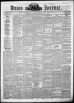 The Union and Journal: Vol. 21, No. 10- - March 03,1865