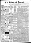The Union and Journal: Vol. 22, No. 20 - May 11,1866
