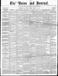 The Union and Journal: Vol. 23, No. 2 - January 04,1867