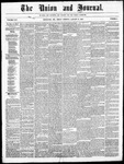 The Union and Journal: Vol. 24, No. 5 - January 31,1868
