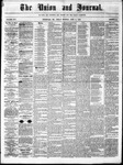 The Union and Journal: Vol. 25, No. 25 - June 11,1869