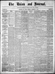 The Union and Journal: Vol. 25, No. 38 - September 10,1869