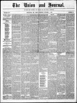 The Union and Journal: Vol. 25, No. 41 - October 01,1869