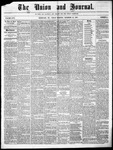 The Union and Journal: Vol. 26, No. 2 - December 31,1869