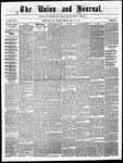 The Union and Journal: Vol. 26, No. 21 - May 13,1870
