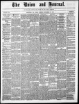 The Union and Journal: Vol. 26, No. 41 - September 30,1870