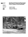 Hardwood Pulpwood Stumpage Price Trends in the Northeast by United States Department of Agriculture, United States Forest Service, Lloyd C. Irland, Paul E. Sendak, and Richard H. Widmann
