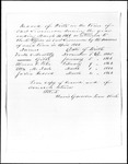 Record of Births in the town of East Livermore during the year ending March 31, 1866