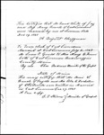 Marriages in East Livermore during the year ending March 31, 1869