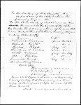 Record of Deaths in the town of East Livermore during the year ending March 31, 1867