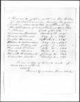 Record of Deaths in the town of East Livermore during the year ending March 31, 1866