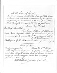 List of Marriages in the town of Turner during the year ending March 31, 1870