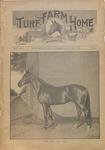 Turf, Farm and Home- Vol. 17, No. 4 - July 27, 1894