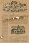 Turf, Farm and Home- Vol. 22, No. 42 - April 11, 1900
