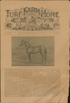 Turf, Farm and Home- Vol. 23, No. 7 - August 8, 1900