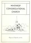 Winthrop Congregational Church Pictorial Church Directory, 1973