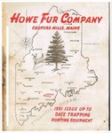 Howe Fur Company Catalog, 1951 by Howe Fur Company
