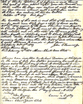 Bills of Sale Recorded, Whitefield Maine, 1842-1858 by Town of Whitefield, Maine