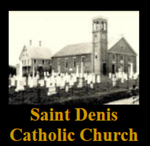 Saint Denis church, Whitefield, Maine