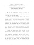 Remarks at the Foreign Affairs Retirees of New England, September 27, 1986