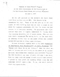 Remarks at the 100th Anniversary of the Construction of the Rock County Court House at Luverne, Minnesota on July 4, 1987 by James Russell Wiggins