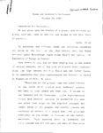 Remarks of James Russell Wiggins at Maine Governor's Conference, October 23, 1985 by James Russell Wiggins