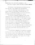 Remarks of James Russell Wiggins to the Maine Press Association, September 6, 1974 by James Russell Wiggins