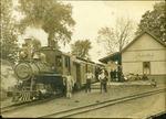 Narrow Gauge Railroad, Winslow, Maine