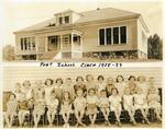 Fort School, Winslow, Maine ca 1938-1939