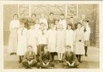 Fort Halifax Grammar School, Winslow, Maine ca 1916-1918