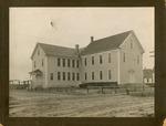 School - Sand Hill School by John A. Nivison