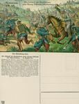 Battle near Neufchateau under Duke Albrecht of Wuerttemberg, Field sketch