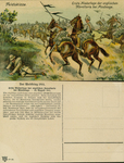First Defeat of the English Cavalry near Maubeuge