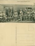 Transport of Belgian Prisoners in Trier