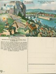 Capture of the French Border Fortification Givet