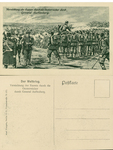 Destruction of the Russians by the Austrians under General Auffenberg