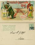 The Russian-Japanese War.