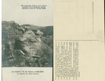 The Destructive Effect of One 42cm Gun on the Tank Fortification of Luettich