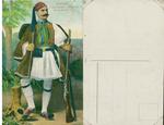 "Athens, Soldat ""Evzona"""
